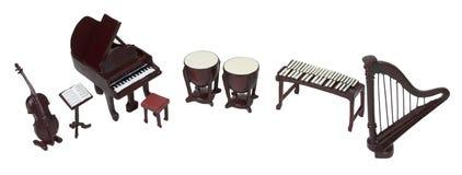 instrument orkiestra Obraz Royalty Free