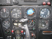 Instrument panel Royalty Free Stock Photos