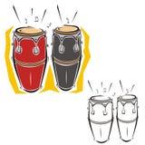 instrument szereg muzyki Obraz Royalty Free