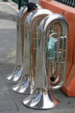 instrument tre arkivbild