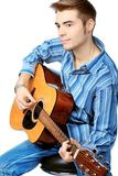 Instrumental music Stock Images