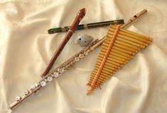 Instrumente Stockbild