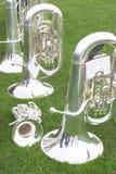 Instrumenten 1 van de band Stock Afbeelding