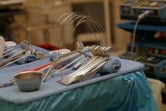 Instrumenten Royalty-vrije Stock Afbeeldingen