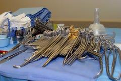 Instrumenten stock afbeelding