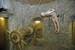 Instrumenten van marteling stock foto's