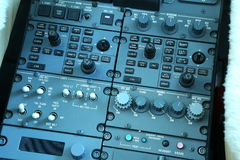 Instrumentenbrett lizenzfreies stockbild