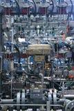 Instrumententafel Stockfoto