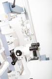 instrumentläkarundersökning royaltyfri bild
