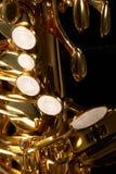 instrumentmekanismwind Royaltyfri Bild