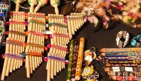 instrumentmusik Royaltyfri Bild