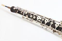 instrumentmusikaloboe Fotografering för Bildbyråer