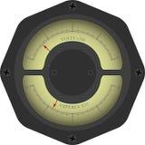 Instrumento analógico ilustración del vector