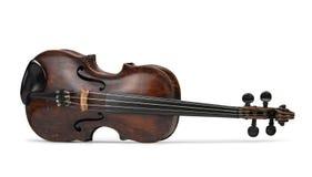 Instrumento clásico del violín fotografía de archivo
