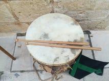 instrumento da Cilindro-percussão imagem de stock royalty free