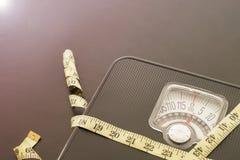 Instrumento da escala do peso fotos de stock royalty free