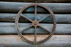 Instrumento de la granja de la vendimia Fotos de archivo libres de regalías