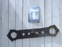 Instrumento de la tortura Fotos de archivo libres de regalías
