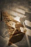 Instrumento de música del Grunge imágenes de archivo libres de regalías