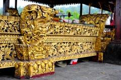 Instrumento de música etnic del Balinese gamalan Fotografía de archivo libre de regalías