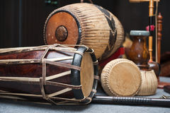 Instrumento de música tailandês fotos de stock royalty free