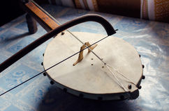 Instrumento de música tradicional de Gusle Fotos de archivo