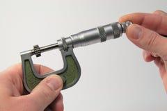 Instrumento de medição Fotografia de Stock Royalty Free