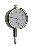 Instrumento de medição, micrômetro, trajeto de grampeamento Fotografia de Stock