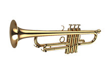 Instrumento de vento Fotografia de Stock