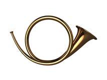 Instrumento de vento Imagem de Stock