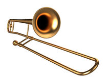 Instrumento de vento Fotografia de Stock Royalty Free