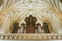 Instrumento del órgano Imagen de archivo