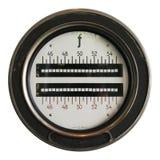 Instrumento eléctrico muy viejo Imagen de archivo
