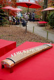 Instrumento japonês tradicional Foto de Stock Royalty Free