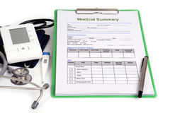 Instrumento médico imagenes de archivo