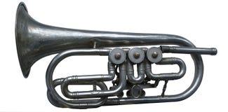 Instrumento musical del viento Imagen de archivo libre de regalías
