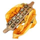 Instrumento musical indio Foto de archivo