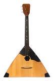 Instrumento musical popular do russo da balalaica Foto de Stock