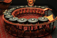 Instrumento musical tailandês Imagem de Stock Royalty Free