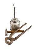 Instrumento velho Fotografia de Stock Royalty Free