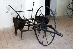 Instrumento velho da exploração agrícola Fotos de Stock Royalty Free