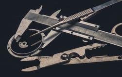 Instrumentos Fotografia de Stock