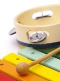 Instrumentos de Childs Fotografia de Stock
