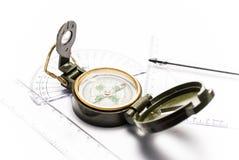 Instrumentos de medição Fotografia de Stock