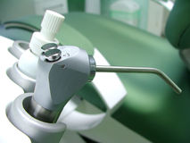 Instrumentos dentais fotografia de stock royalty free