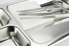 Instrumentos médicos Imagen de archivo