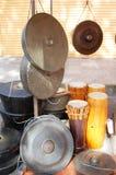 Instrumentos musicais tradicionais foto de stock royalty free