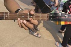 Instrumentos musicales tailandeses Foto de archivo libre de regalías