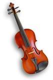 Instrumentos musicales: violín Imagen de archivo libre de regalías