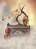 Instrumentos viejos